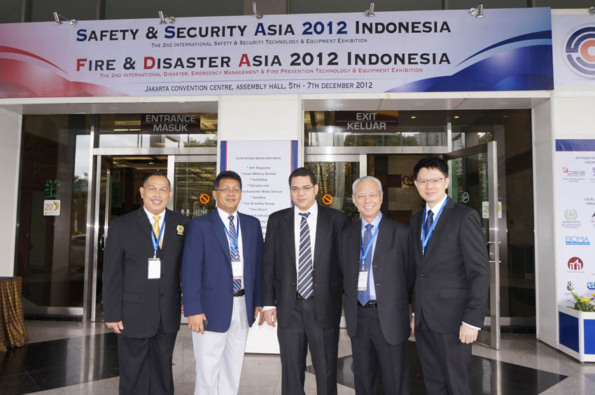 International Security Conference 2012